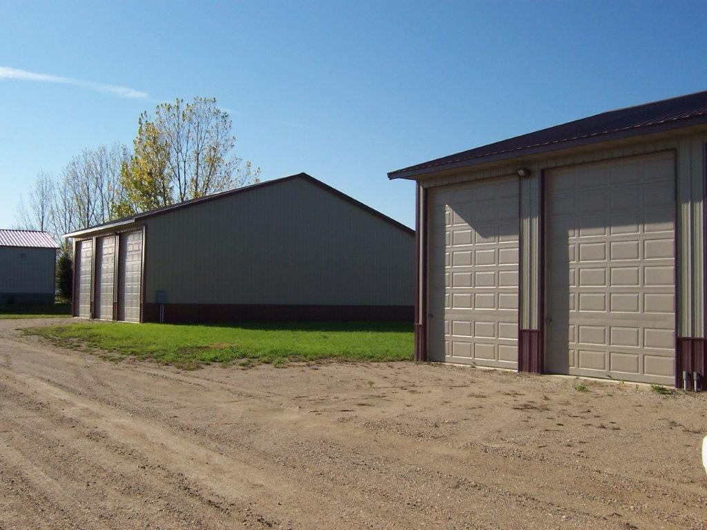 storage unit for boats and rvs